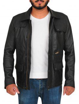 Sonic T800 Arnold Schwarzenegger Terminator Genisys Jacket