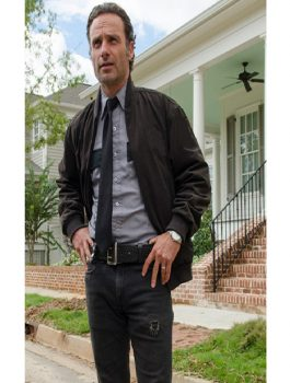 Modish Walking Dead Season 5 Jacket