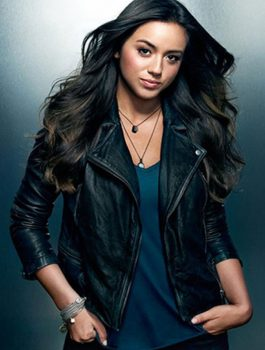 Outfit New Stylish CHLOE BENNET Agents Of Shield Jacket
