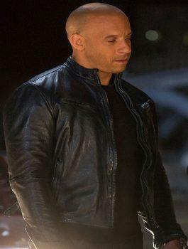 Black Fast And Furious Vin Diesel Jacket
