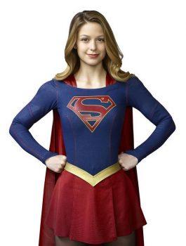 Kara Danvers Supergirl Costume