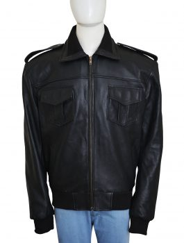 The Town Jeremy Renner Leather Jacket
