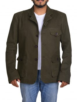 Barbour X To Ki To Beacon Heritage Sports SkyFall Cotton Jacket