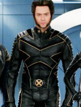 Movie Jacket, X Men Wolverine Jacket
