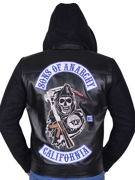 Special Jacket, Sons of Anarchy Jacket