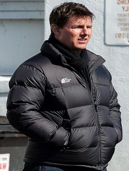 Tom Cruise Mission Impossible 2015 RN jacket