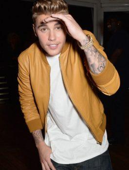 Golden Jacket