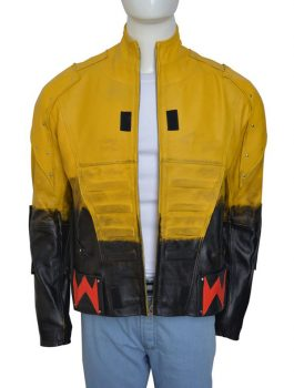 Eobard Thawne Reverse Mens Flash Jacket
