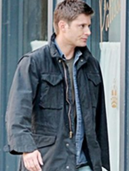 Outfit Jensen Ackles Supernatural Season 6 Dean Winchester Jacket