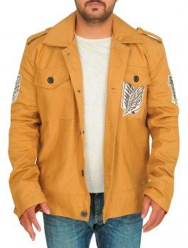 TV Series Attack on Titan Scouting Legion Cotton Jacket