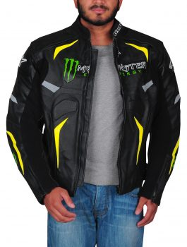Alpinestars Hellhound Monster Energy Jacket