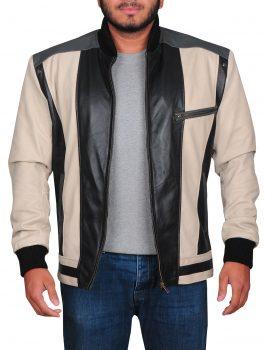 Movie Ferris Bueller's Day Off Leather Jacket Matthew Broderick (2)
