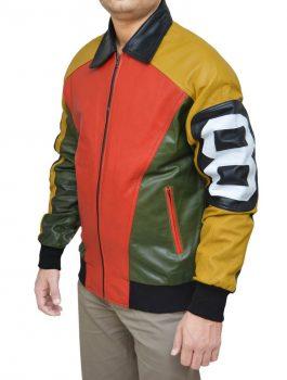Comfortable Jacket, 8 ball Jacket