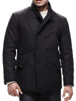 Awesome Solomon Lane Mission Impossible 5 Black Coat