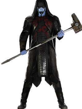 The Accuser Guardians of Galaxy Ronan Leather Coat