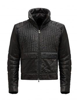 Black jacket, Darth Vader jacket