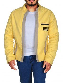 Mark Hamill Jacket, Fashion Outfit