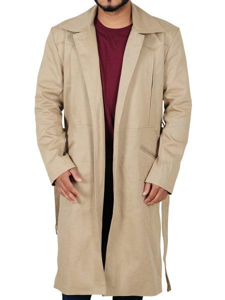 Arthur Darvill Rip Hunter Legends Of Tomorrow Trench Coat