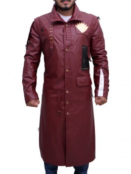 Guardians Of The Galaxy Yondu Coat Costume