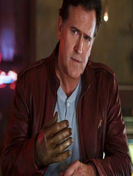 Ash vs Evil Dead Ash Williams Tv Series Jacket