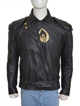 The Shannara Chronicles Aaron Jakubenko Black Jacket
