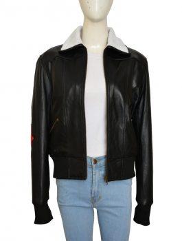 Harley Quinn Bombshell Stylish Black Jacket