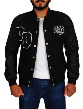 Diamond Dogs Big Boss Varsity Letterman Jacket
