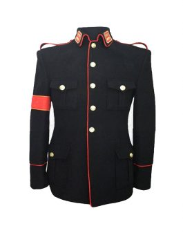 Michael Jackson Black Military Jacket