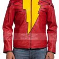 shazam-red-leather-jacket