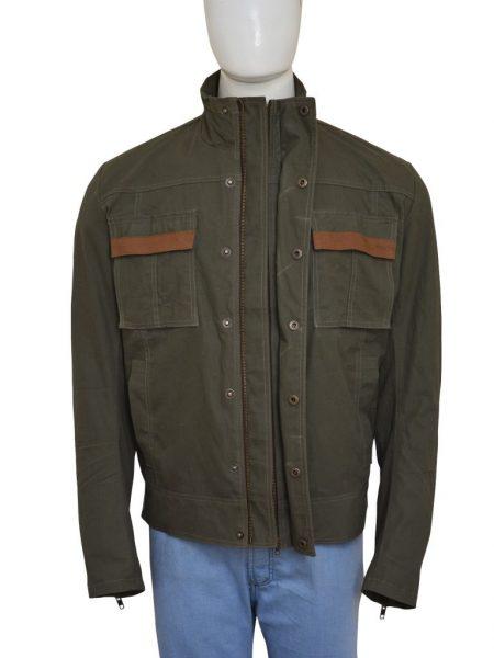 Uncharted 4 Nathan Drake Cotton Gray Jacket