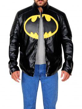 The Lego Batman Classic Black Jacket