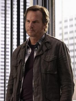 Training Day 2017 Tv Series Bill Paxton Cotton Jacket