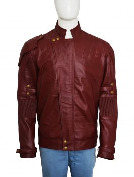 Guardians Of The Galaxy 2 Star Lord Jacket