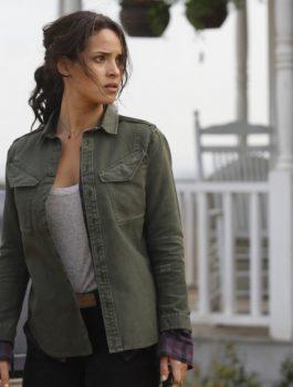 Tv Series Emerald City Adria Arjona Jacket