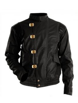 Akira Kaneda Capsule Black Biker Cosplay Replica Costume Sale
