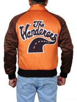Ken Wahl Movie The Wanderers Varsity Jacket