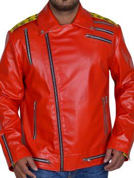 WWE Enzo Amore Red Jacket