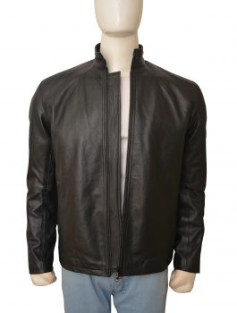 Jack Reacher Premiere Tom Cruise Black Jacket