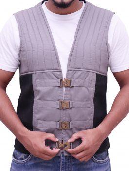 Roland Deschain Dark Tower Gunslinger Gray Vest