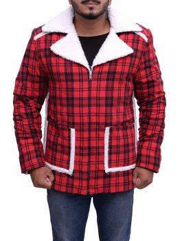 Deadpool Ryan Reynolds Red Coat