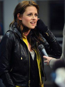 Adventureland Premiere Kristen Stewart Jacket