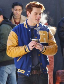 Riverdale Archie Fleece Jacket