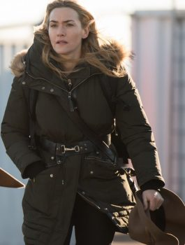 The Mountain Between Us Movie Kate Winslet Jacket