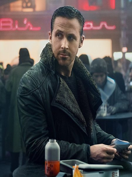 Movie Blade Runner Ryan Gosling Coat