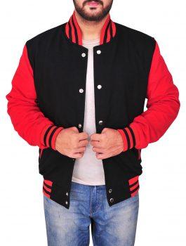 RED & BLACK , COTTON COAT