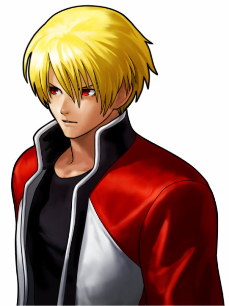 King of Fighters 14 Rock Howard Faux Leather Jacket