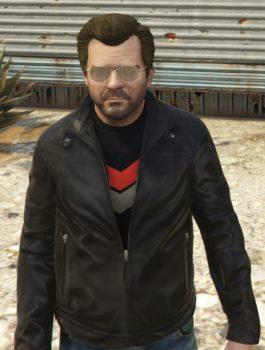 GTA 5 Magnificent Michael Jacket