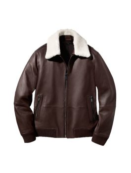 BuyMovieJackets Mens Perfect Hot Brown Jacket
