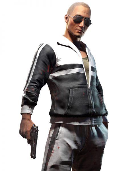 PUBG Brendan Greene Player Unknown's Battlegrounds Costume Jacket