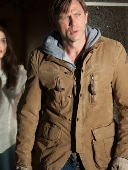Daniel Craig Dream House Cotton Jacket